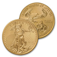 2010 $50 Gold Eagles