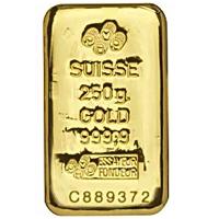 250g Gold Bar
