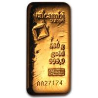500g Gold Bar
