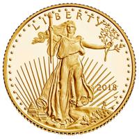 American Gold Eagle 1 oz Gold Coin