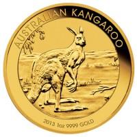 Australian Gold Nugget 1 oz Gold Coin