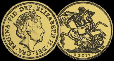 British Gold Sovereign