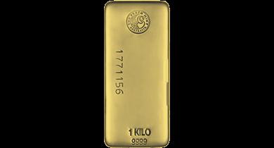 Gold Bullion Bar 1 Kg