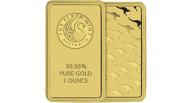 Gold Bullion Bar 1 Ounce