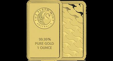 Gold Bullion Bar 1 Ounce