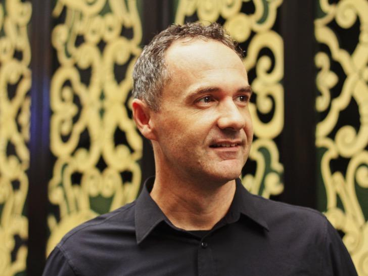 James Clark - editor of goldscape.net